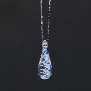 Memorial Keepsakes - Pendant Spiral Drops, Assorted Colors