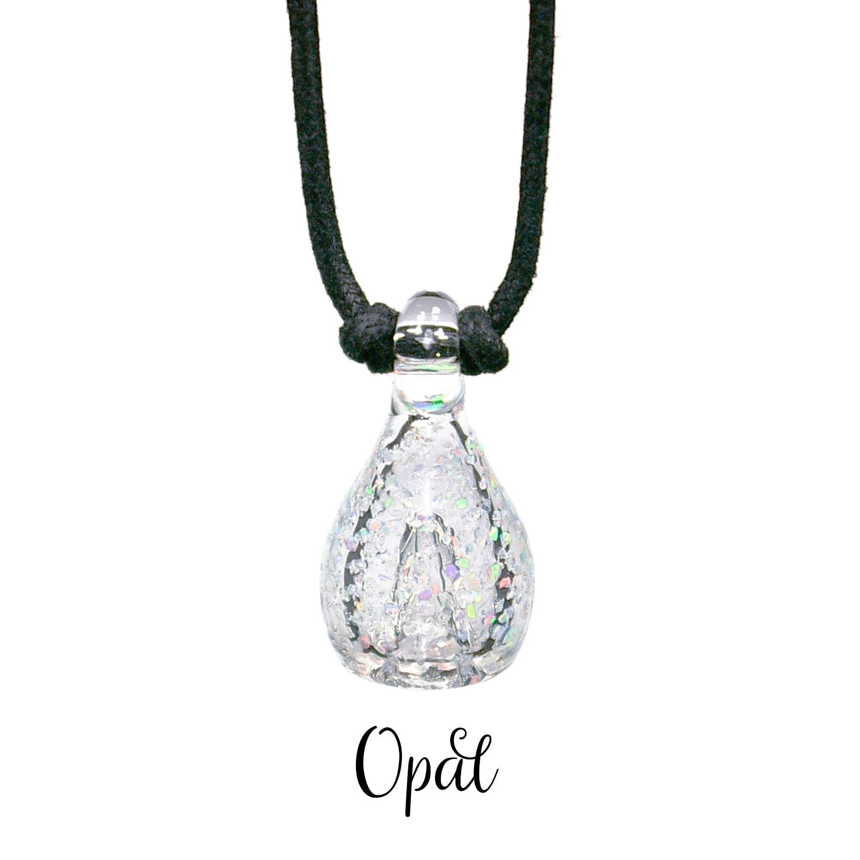 Aromatherapy jewelry opal frit pixie glassworks aromatherapy pendant opal frit aloadofball Image collections