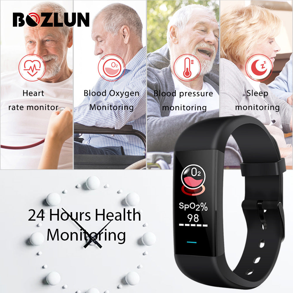 Best wearables Watch with Oxygen Monitor in 2020| Bozlun Official