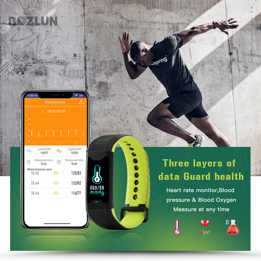 How to pick the best blood pressure monitor watches?/ Bozlunofficial.com