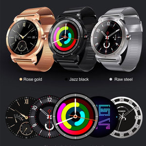 BOZLUN W32S OLED SCREEN SMARTWATCH
