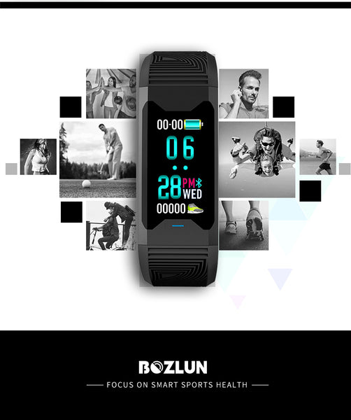 BOZLUN B31 MULTI-FUNCTION SMARTWATCH