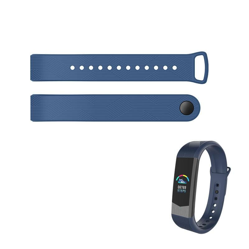 Bozlunofficial B30-Blue BOZLUN B30-B31 SmartWatch-Replacement Band