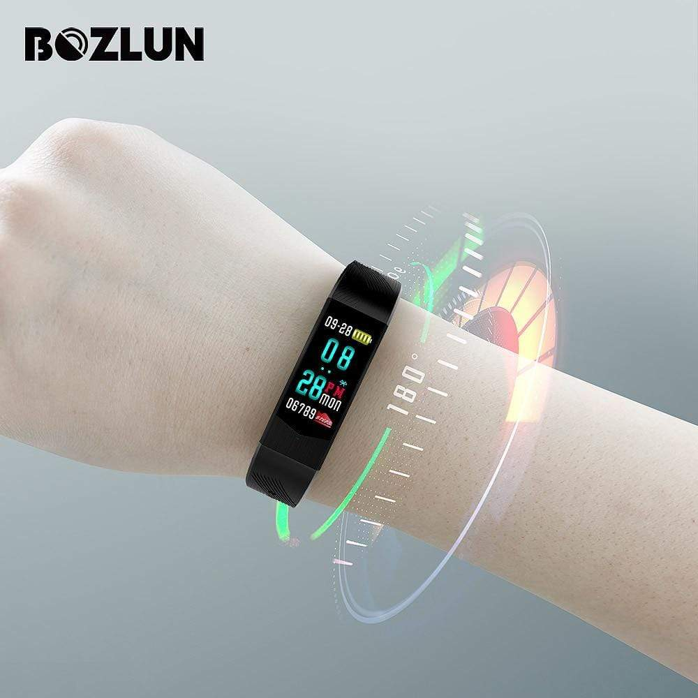 Bozlunofficial BOZLUN B30  Waterproof Bluetooth SmartWatch