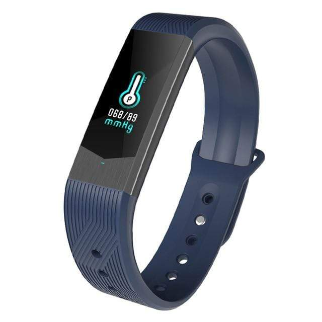 Bozlunofficial Blue BOZLUN B30  Waterproof Bluetooth SmartWatch