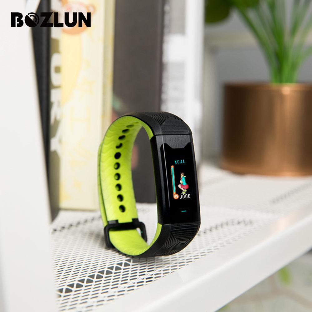 Bozlunofficial BOZLUN B31 Blood Oxygen Monitor Smartwatch