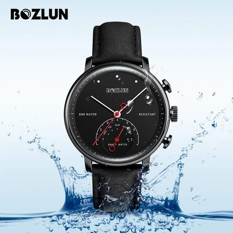 Bozlunofficial BOZLUN H8 Bluetooth Business SmartWatch