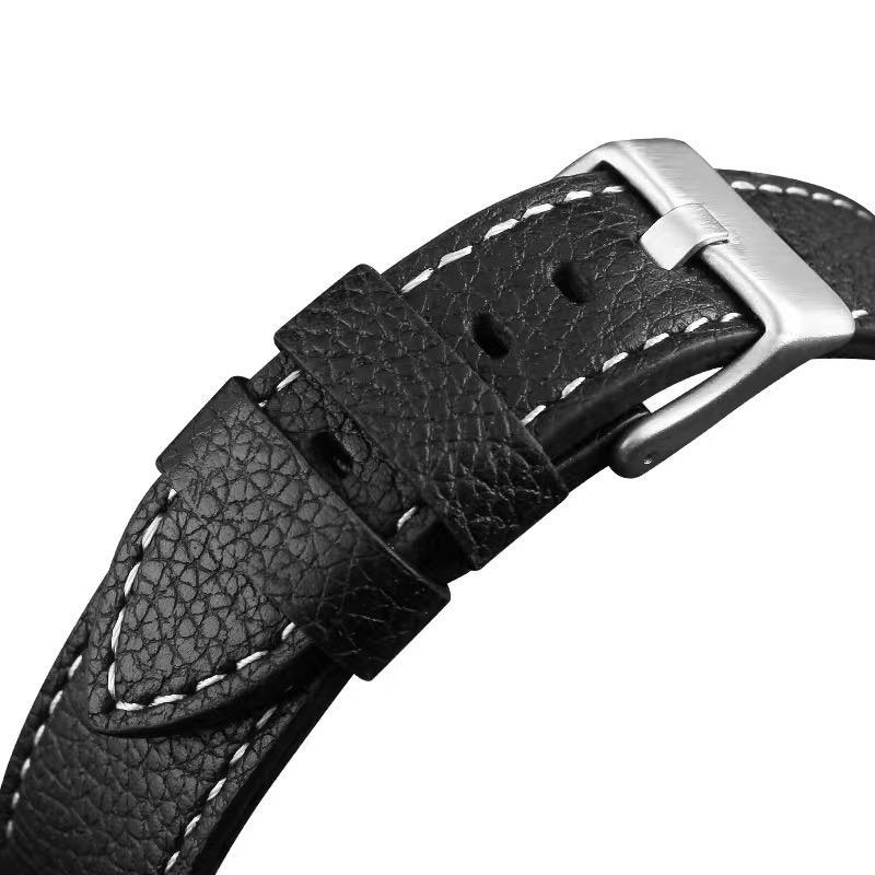 Bozlunofficial BOZLUN MG03 Genuine Leather Replacement Band