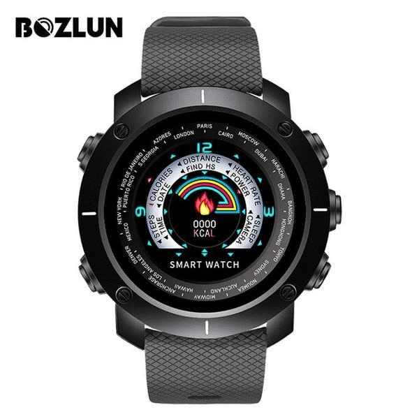 Bozlunofficial Grey black Bozlun W30 3D UI Bluetooth SmartWatch