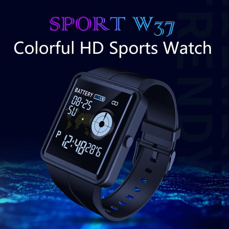 Bozlunofficial Bozlun W37 Color Screen Sports Watch