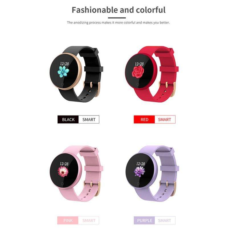Bozlunofficial Women Watches BOZLUN 2021 B36 Lady Smart Bluetooth Bracelet Sports Smartwatch