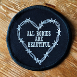 ALL BODIES ARE BEAUTIFUL Patch