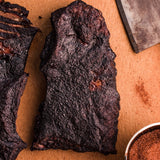 Whole Chile Rubbed Beef Brisket