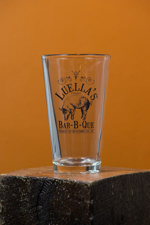 Luella's Pint Glass