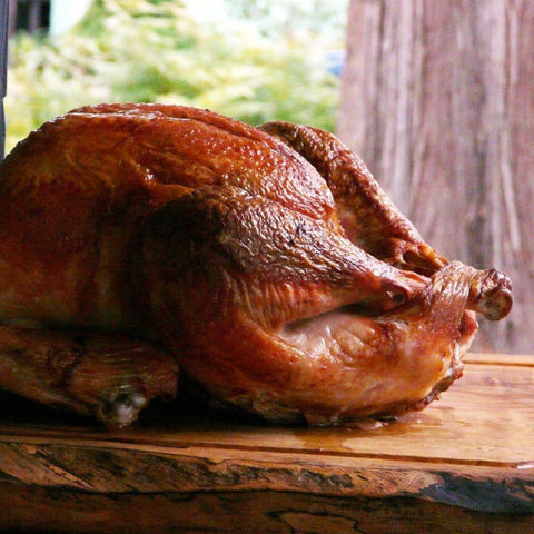 Apple Wood Smoked Turkey