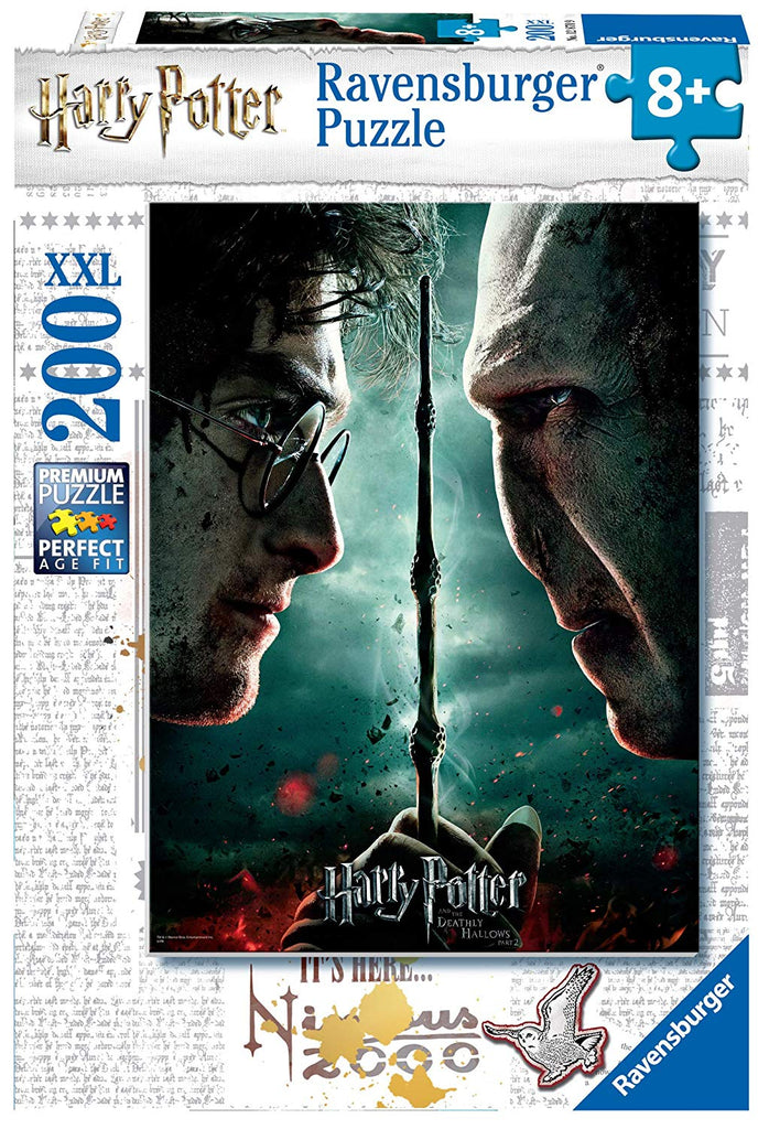 Puzzle Ravensburger - Harry Potter 200 piezas