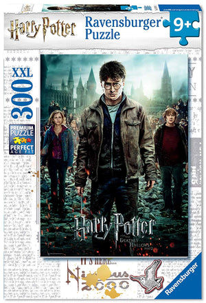 Puzzle Ravensburger - Harry Potter 300 piezas