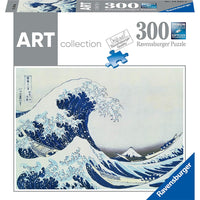 Puzzle Ravensburger - The Great Wave off Kanagawa 300 piezas XL
