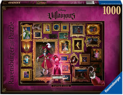 Puzzle Ravensburger - Villainous: Captain Hook. 1000 piezas