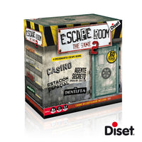 Juego de mesa Escape Room The Game 2-Diset-Doctor Panush