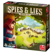 Juego de mesa SPIES & LIES - A STRATEGO STORY-Diset-Doctor Panush