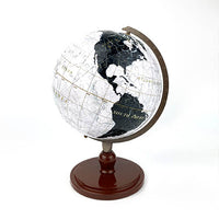 Puzzle 3D Globe - Marble Earth con stand. 240 piezas