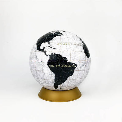 Puzzle 3D Globe - Marble Earth. 240 piezas