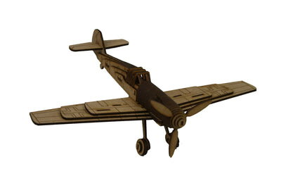 Maqueta 3D Wood Models - Messerschmitt BF109