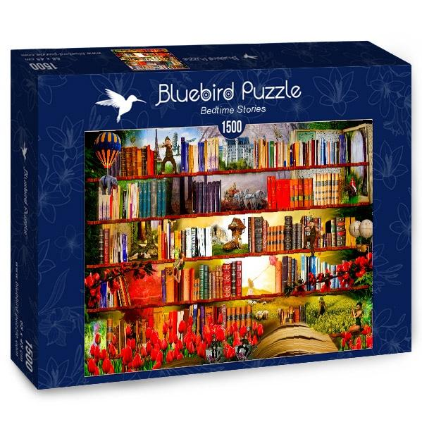 Bedtime Stories-Puzzle-Bluebird Puzzle-Doctor Panush