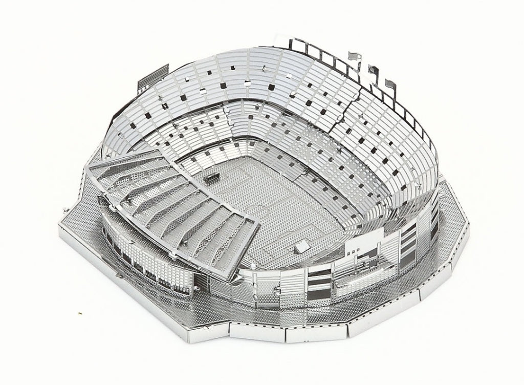 PUZZLE 3D  Metal Model - Estadio de fútbol Camp Nou