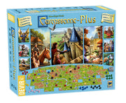 Carcassonne Plus 2017-Devir-Doctor Panush