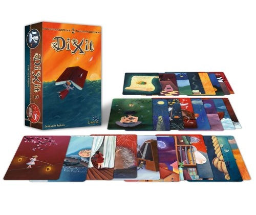 Dixit 2 Quest-Asmodee-Doctor Panush