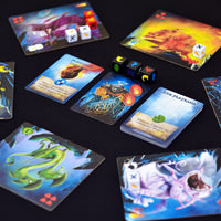 Juego de mesa Dragon Keepers-Doctor Panush
