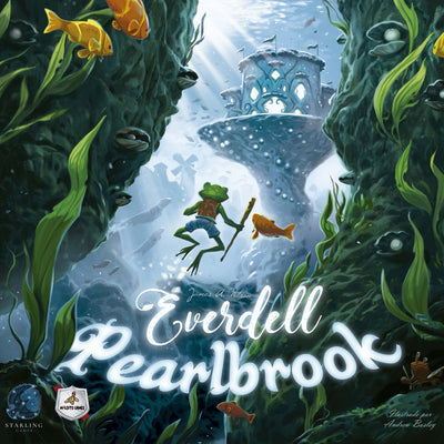 Everdell: Pearlbrook-Cantarero Coca-Doctor Panush