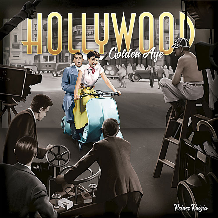 Juego de mesa Hollywood Golden Age