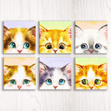 Puzzle Pintoo. Canvas 336. Kayomi - Curious Kittens