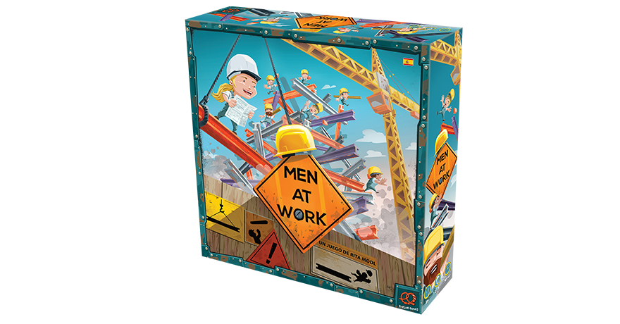 Juego de mesa Men at Work