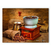 Puzzle Pintoo - XS - Coffee in an old style. 150 piezas