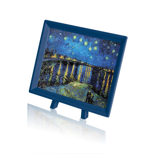 Puzzle Pintoo - XS - Starry Night Over the Rhone. 150 piezas