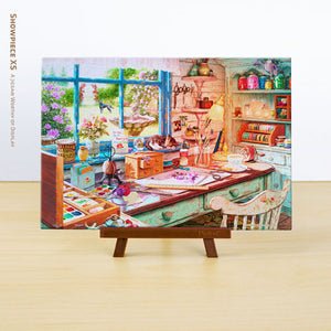 Puzzle Pintoo XS 368 - Steve Read - Grandmas Craft Shed-Doctor Panush