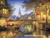 Puzzle Pintoo - XS - Evgeny Lushpin - Twilight Reflections. 150 piezas