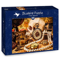 Pirate Treasure-Puzzle-Bluebird Puzzle-Doctor Panush