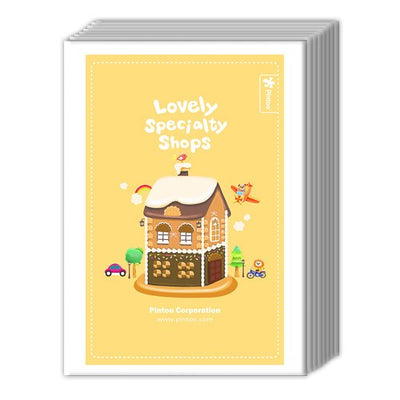 Puzzle Pintoo - Tyro - Lovely Shops. 320 piezas - Puzzle Pintoo - 1