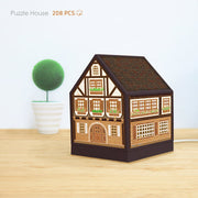 Puzzle House - Half-Timbered House-Doctor Panush