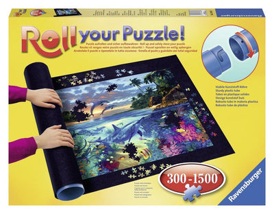 Guarda-puzzles - Roll your puzzle Ravensburger 300-1500-Doctor Panush