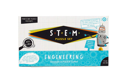 STEM Tangram - Engineering