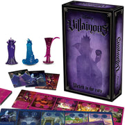 Juego de mesa Villainous: Wicked to the Core