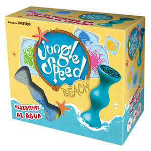 Jungle Speed Beach-Asmodee-Doctor Panush