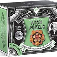 Atom Puzzle. The Einstein Collection nº8-Professor Puzzle-Doctor Panush