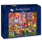 Puzzle Bluebird Puzzle - Magic Circus Parade. 6000 piezas